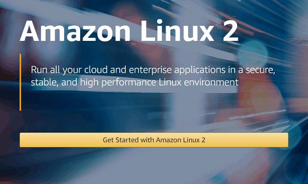 Amazon Linux 2 が出たので VMware ESXi で動かしてみる