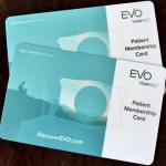 ICL利用者が保持するカード、レンズ情報などが記載されている