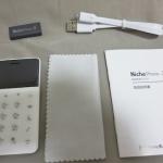 NichePhone-S 同梱物
